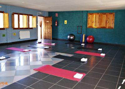 Retiro de yoga en Léon