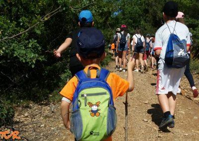 Actividades multiaventura para escolares en El Bierzo