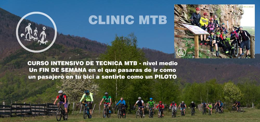 Clinic MTB en el Bierzo
